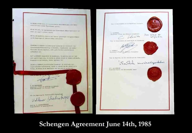 Schengen Agreement Countries History Purpose Schengen Agreement