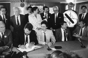 Schengen Agreement 14 June 1985