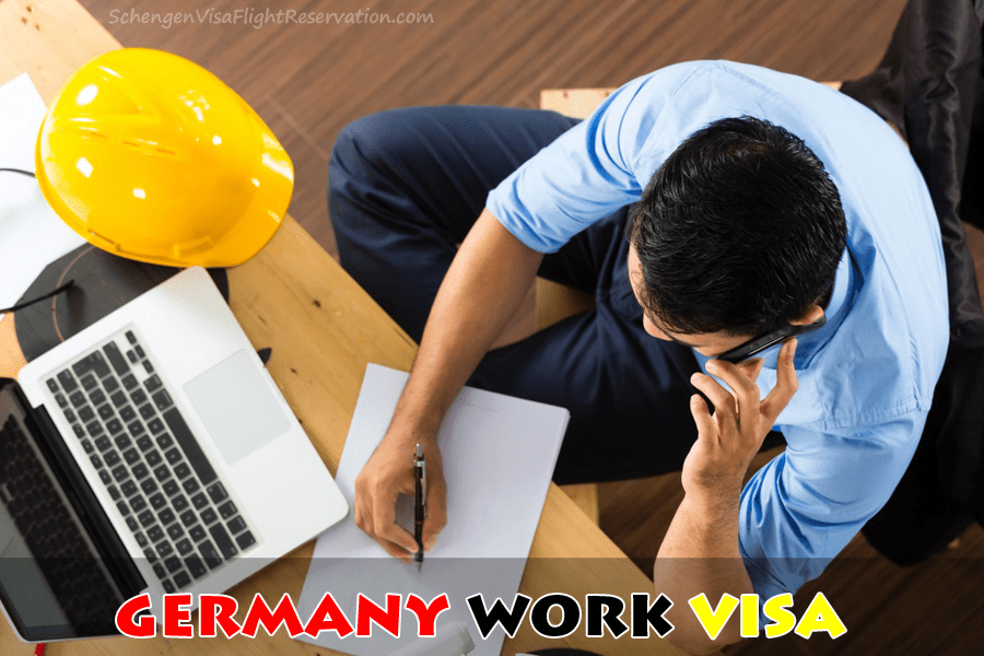 Germany Work Visa – How to Apply and What You Need