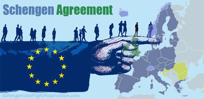 Schengen Visa Application Agreement