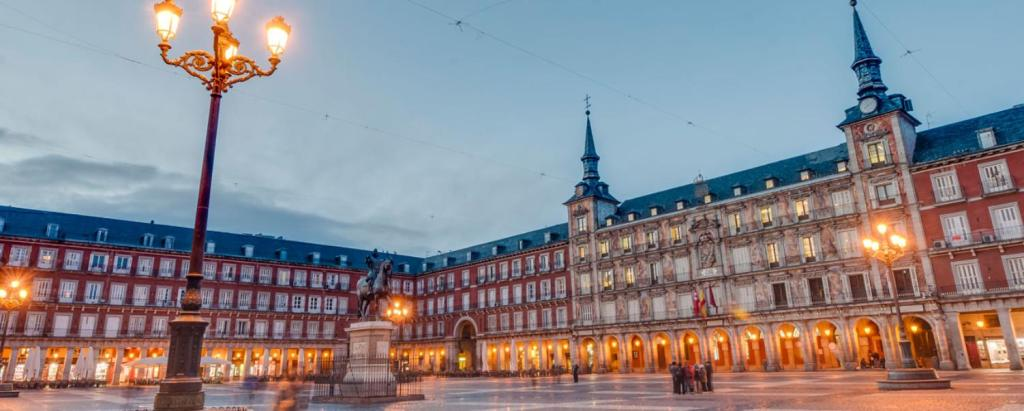Top 10 Places to Visit in Spain Plaza Mayor