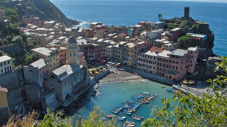 Top 10 Places to Visit in Italy Cinque Terre in La Spezia