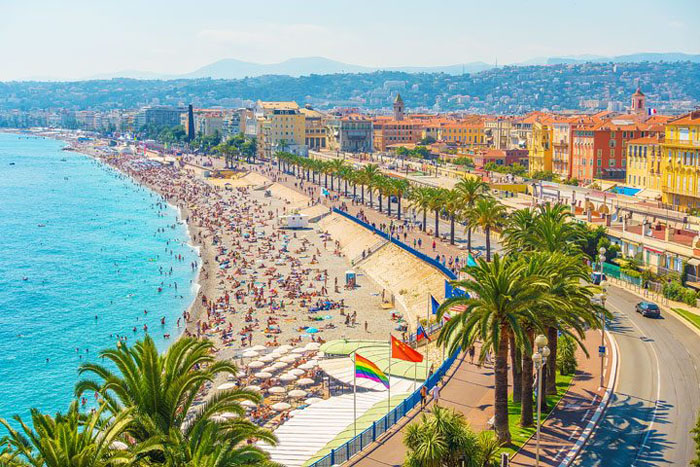 Best honeymoon destinations south of france schengen travel for Nice places to go for honeymoon