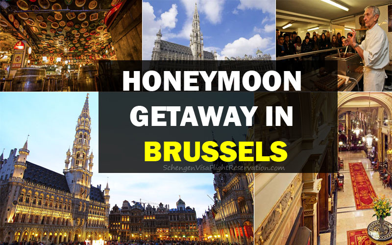Honeymoon Getaway in Brussels