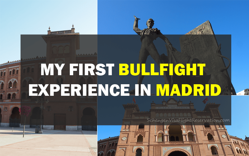 My First Bullfight Experience in Madrid