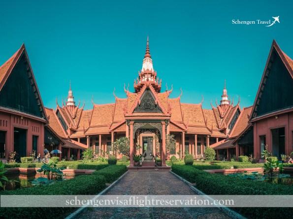 cambodia National Muesum