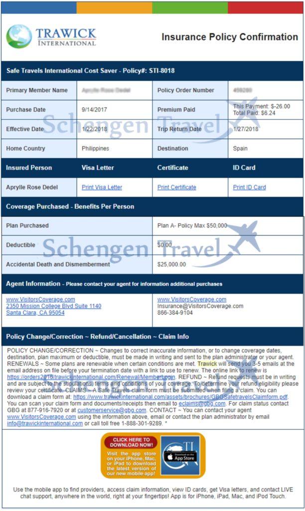 Sample Flight Reservation Or Flight Itinerary For Visa