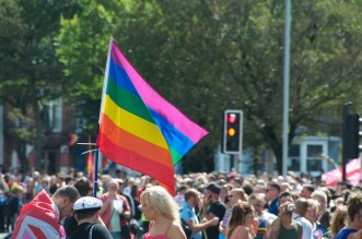Flags for LGBT History Month 016