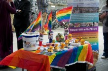 Flags for LGBT History Month 020