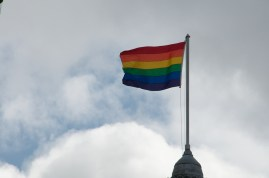 Flags for LGBT History Month 021