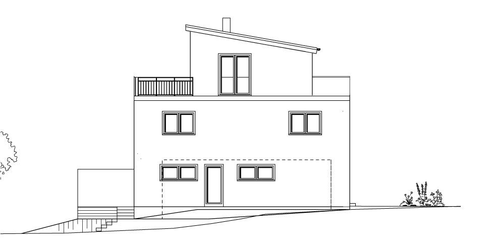 Doppelhaushälfte in Alzenau,Baujahr 2014
