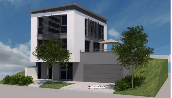 Massiv gebautes Einfamilienhaus in Alzenau