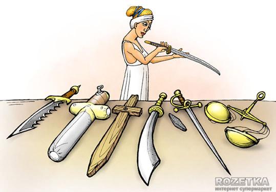 Как выбрать нож?   Владимир Щетинин
