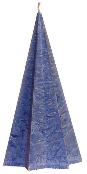 tannenbaumkerzeblau