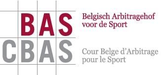 Belgisch Arbitragehof voor de Sport Belgisches Schiedsgerichtsverfahren für Sport, belgian arbitration sport