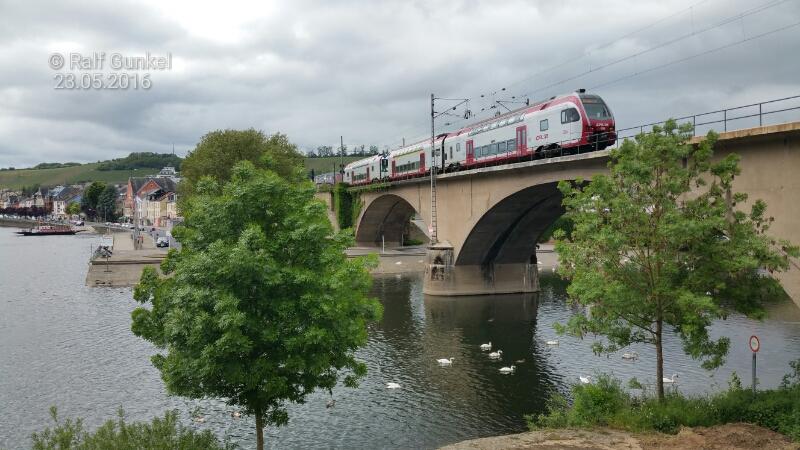 Eifel Etappe 5 – 23.05.2016 Irrel – Echternach – Wasserbillig – Trier
