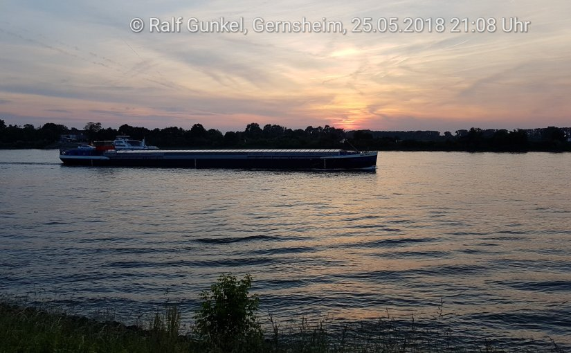 Ein mal durch Rheinhessen