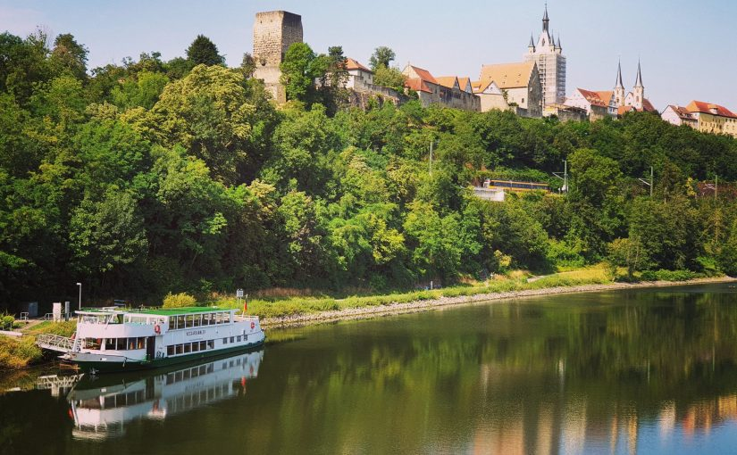 Über die Bottwartalbahn nach Bad Cannstatt
