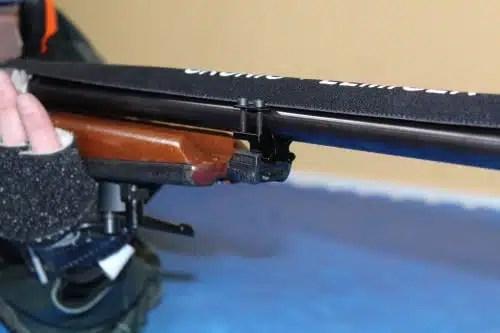 Standartgewehr mit MantisX