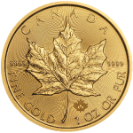 how to buy a 1 oz gold maple coin