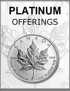 Platinum Offers as SchiffGold