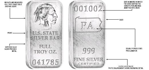 pa silver bar
