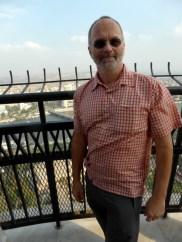 Auf dem Kairotower