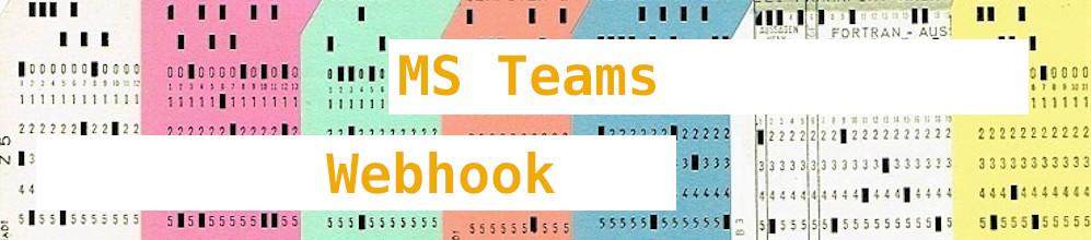Webhooks nutzen