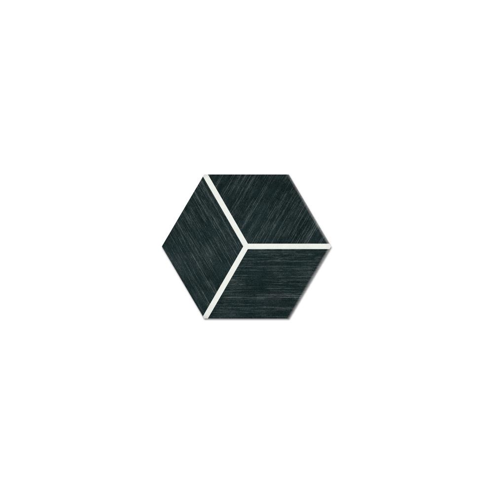 daltile bee hive negative hexagon porcelain tile 8 1 2 x 10 3 98 sq ft per carton