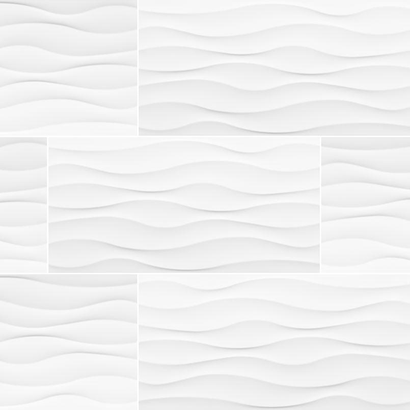msi dymo wavy white 12 x 24 glossy ceramic wall tile 16 sq ft per carton schillings