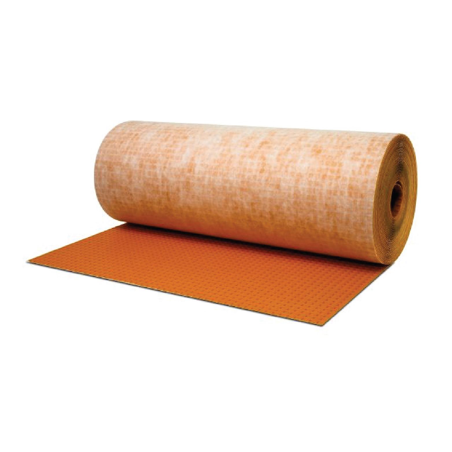 schluter ditra waterproof membrane tile underlayment 54 square feet