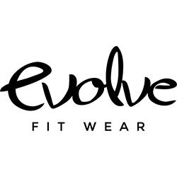 evolve fitwear logo