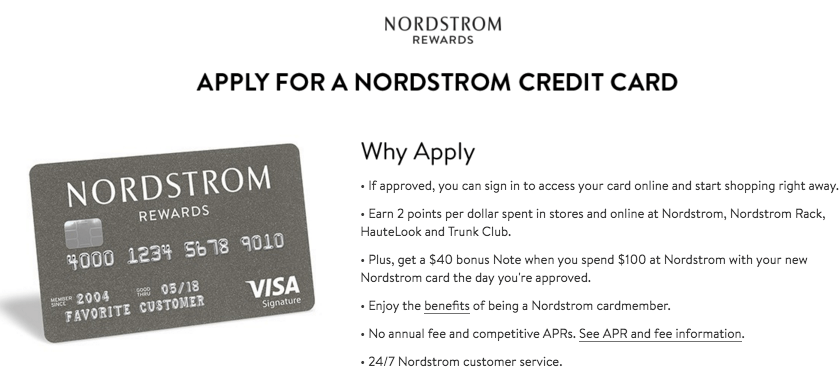 Make every dollar you spend with us count, at every level. You'll earn 2 points per dollar spent at Nordstrom, Nordstrom Rack and carlnoterva.ml
