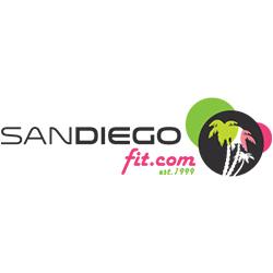 san diego fit activewear logo
