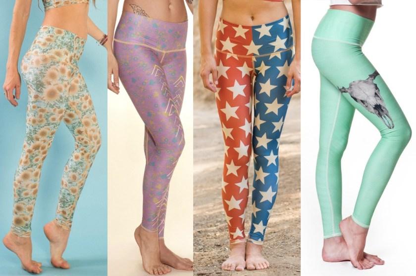 teeki leggings review yoga schimiggy