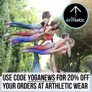 arthletic wear coupon code yoganews