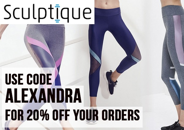 sculptique coupon code ALEXANDRA