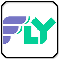 fly.com logo travel resources