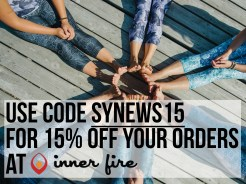inner fire discount coupon code schimiggy SYNEWS15