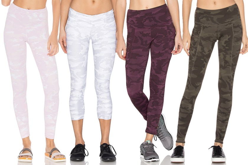 strut this camo leggings revolve