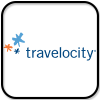 travelocity logo travel resources