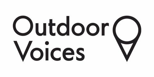 outdoor voices activewear logo