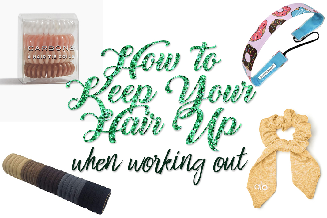 How to Keep Your Hair Up When Working Out - Schimiggy Reviews cd4c78244a9
