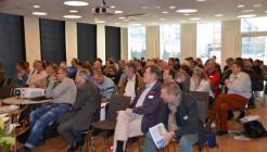 Blick in den Veranstaltungsraum - Bild: peridomus.de