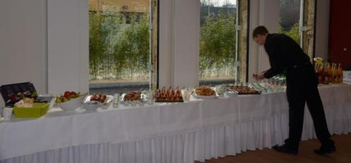 Leckereien in der Frühstückspause ... - Bild: peridomus.de