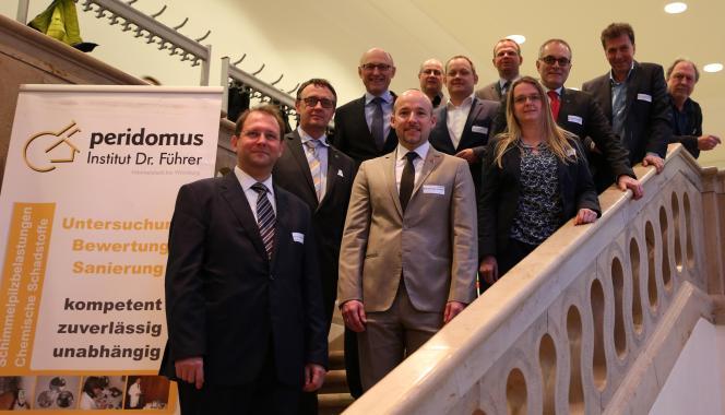 6. Würzburger Schimmelpilz-Forum: Besucherrekord & Rückkehr in den Gesandtenbau der Residenz