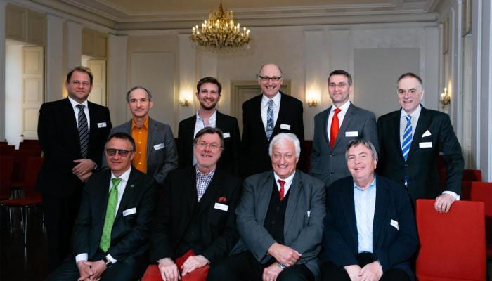 Referenten des 9. Würzburger Schimmelpilz-Forums