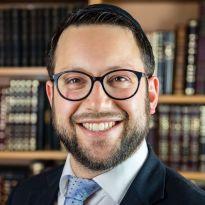 Rabbiner Noam Hertig