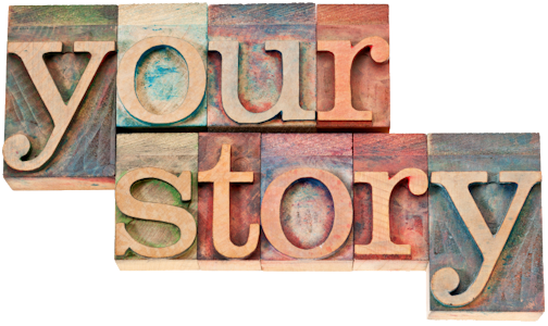 Image result for tell your story