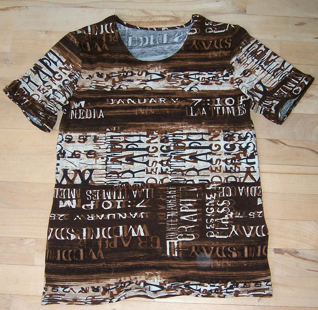 T-shirt 6 af 12 projekter